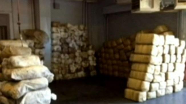 Caribe: hallan la mayor carga de droga