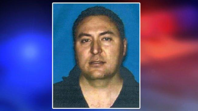 Convicto de asesinato capturado en MX