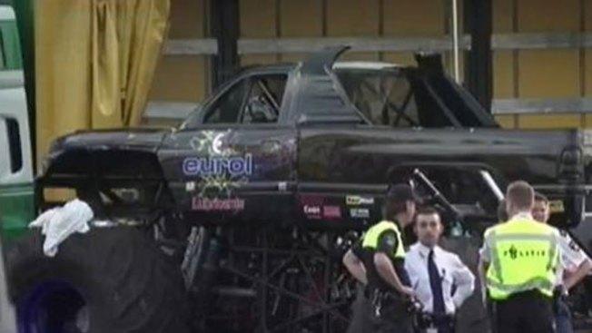 Tragedia por monster truck en Holanda