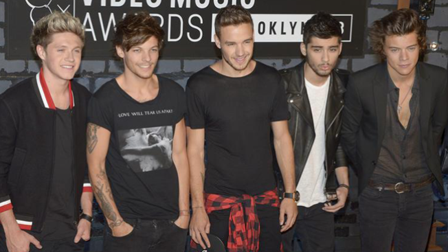 One Direction: ¿Con sustancias ilegales?