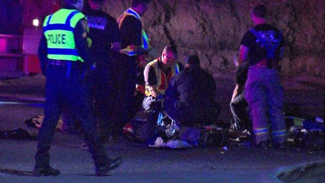 Muere atropellado en I-10 y De Zavala