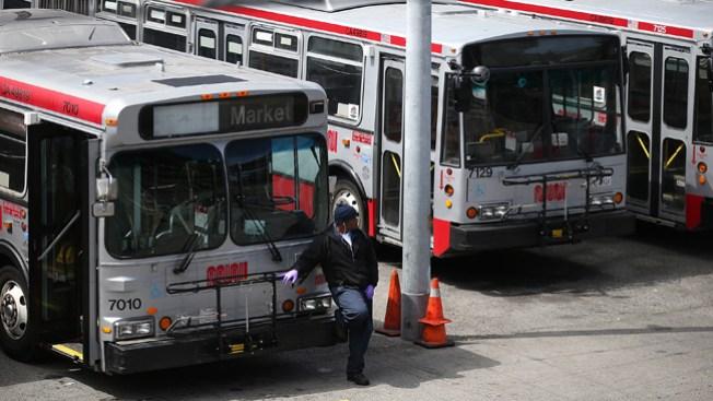 Campaña de seguridad en el sistema de transporte público