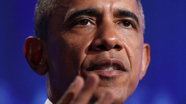 Obama habla sobre Hamas y el ébola