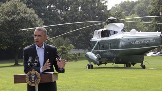 ¿Qué hizo Obama antes de la cumbre?