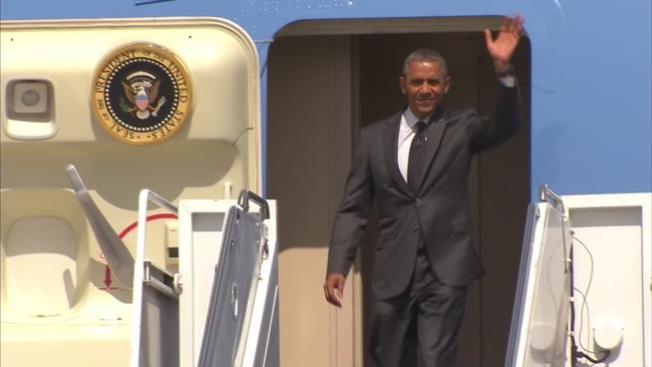 Crisis Humanitaria: Obama llega a Texas