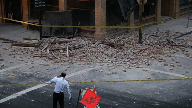 Daños y heridos tras sismo en California