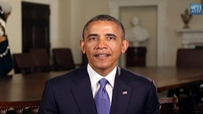 Obama envía mensaje a los padres
