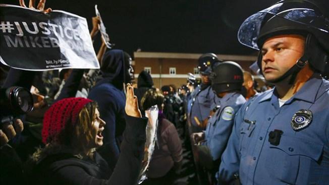 Fin de semana de protestas en Missouri