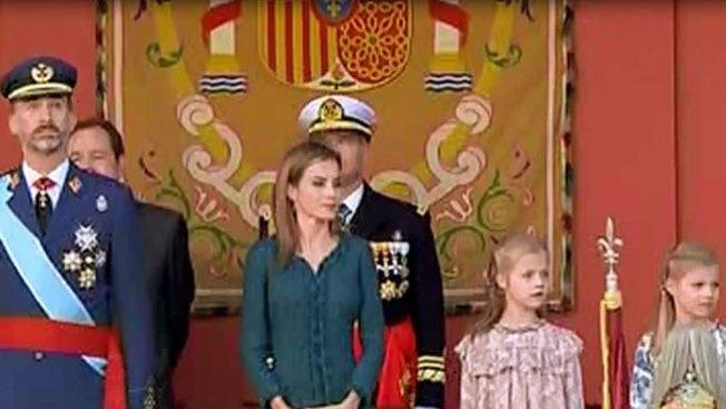 Felipe y Letizia celebran la Hispanidad