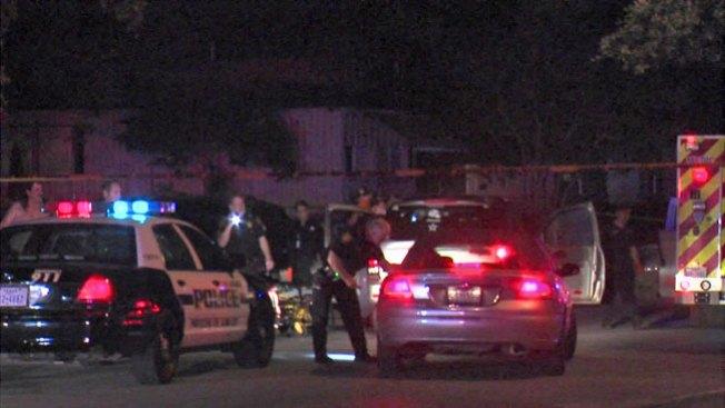 Hombre asesinado a tiros en su auto