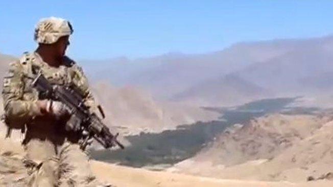 Mueren 5 soldados de EEUU en Kabul
