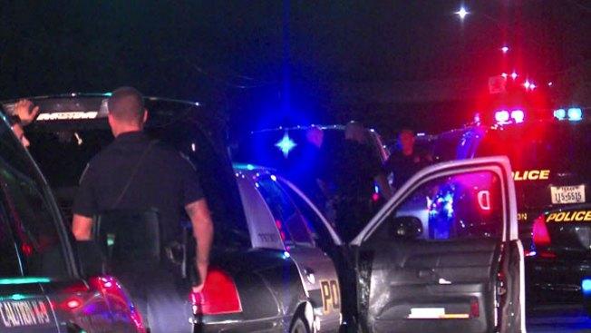 Hombre muerto tras tiroteo con policía