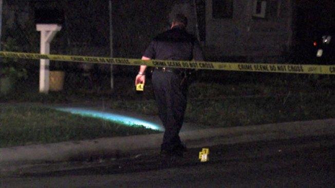 Policía busca sospechosos de balacera