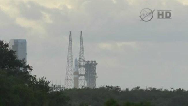 Aplazan lanzamiento de cápsula Orion