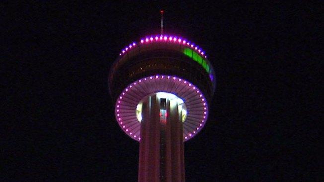 San Antonio de rosa en contra del cáncer
