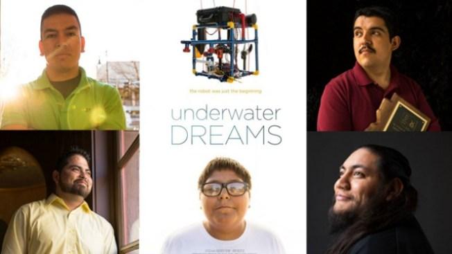 Underwater Dreams: triunfo de migrantes