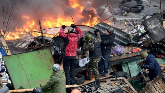 EEUU: Rusia disparó contra Ucrania