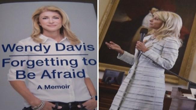 Wendy Davis habla sobre sus abortos