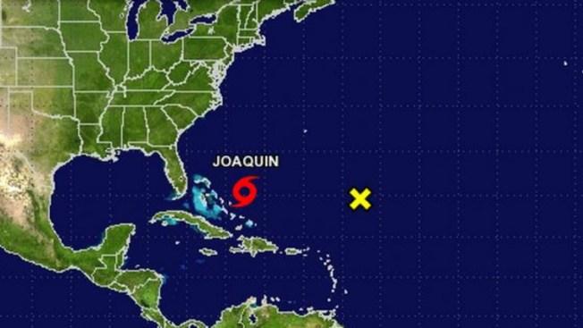 Joaquín se convierte en huracán
