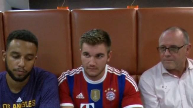 Willy Caballero ¿el villano del sueño de Messi y Argentina en Rusia 2018?