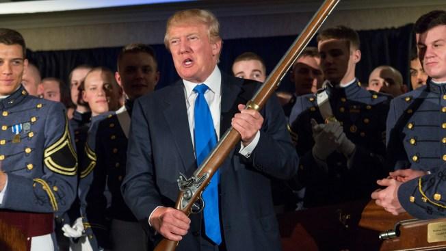 Donald Trump quiere armas sin restricciones