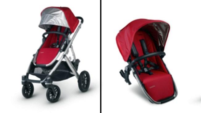 Ordenan retiro de coches y asientos para bebés