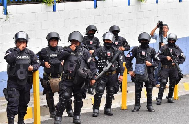 El asesinato de un policía en El Salvador eleva a 13 los agentes muertos en 2018