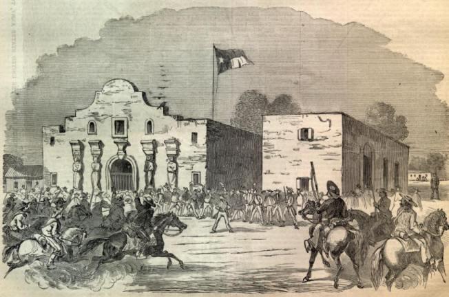 Phil Collins dona artefactos de la batalla de El Alamo