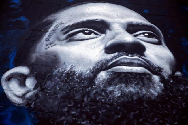 Recuerdan a Nipsey Hussle con marcha antiviolencia en NY