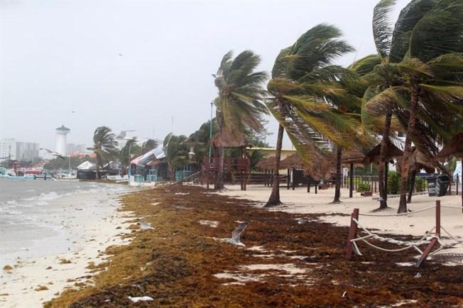 Se forma huracán Kenneth frente a pacífico mexicano