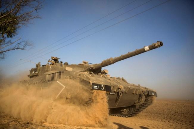 Israel redobla su invasión en Gaza