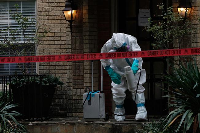 San Antonio reacciona con temor por ébola