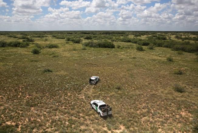 Varios inmigrantes muertos al sur de Texas