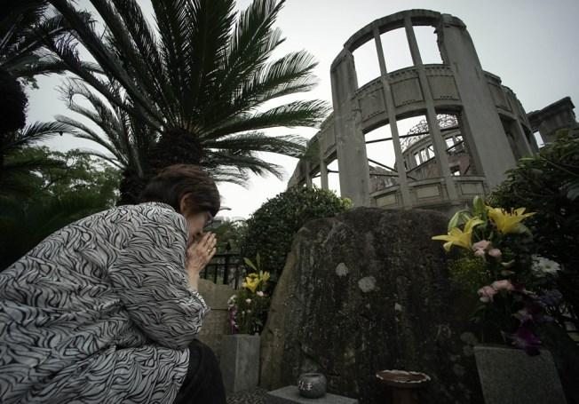 A 70 años de la bomba atómica sobre Hiroshima