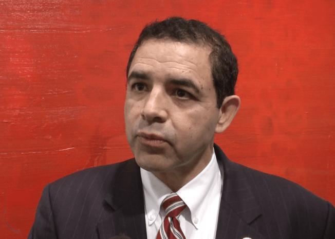 Congresista Henry Cuellar habla sobre amenaza terrorista