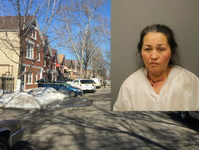 Esta es la abuela acusada de matar a su nieta