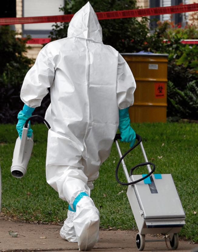 San Antonio se prepara contra ébola