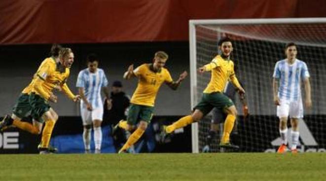 Sub-17: El fracaso albiceleste. Argentina se quedó en el camino