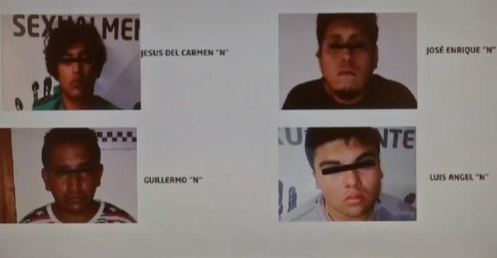 Detienen a 5 por posible nexo con crimen de hija de diputada