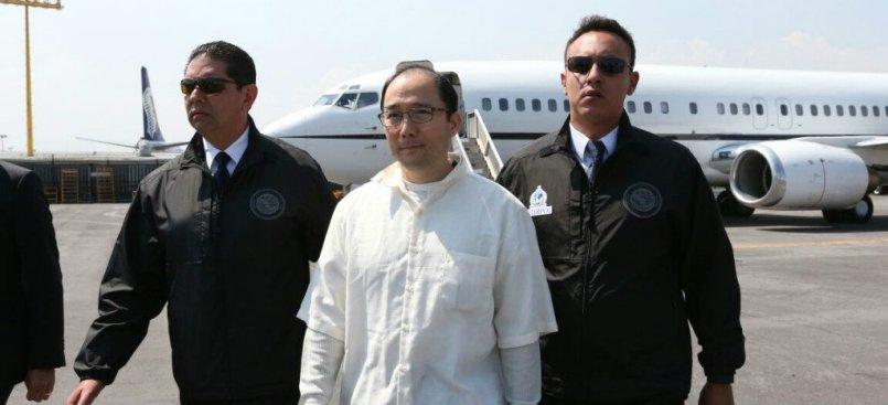 Llega extraditado y lo recluyen en el Altiplano